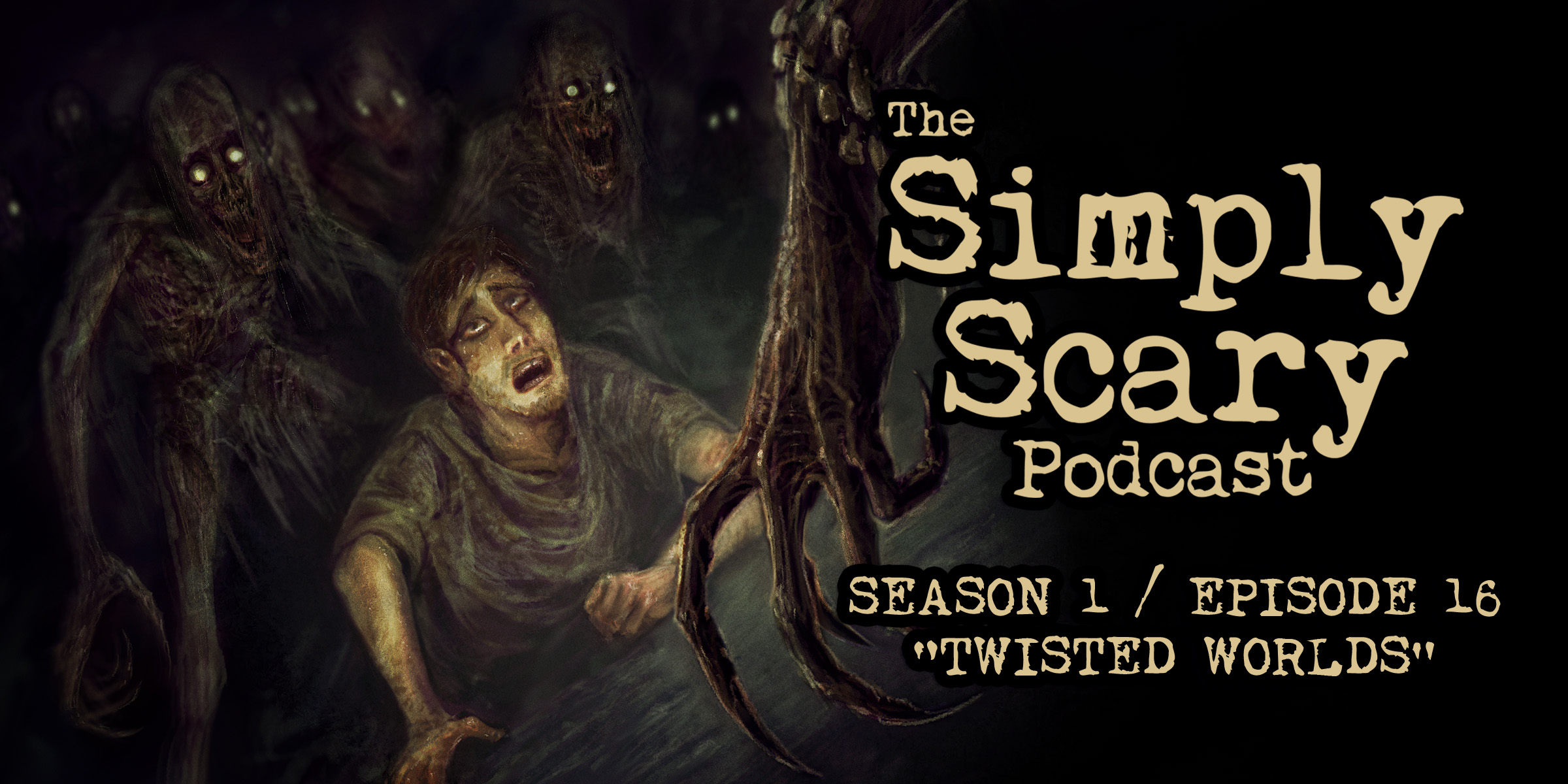 Jason Hill - The Simply Scary Podcasts Network