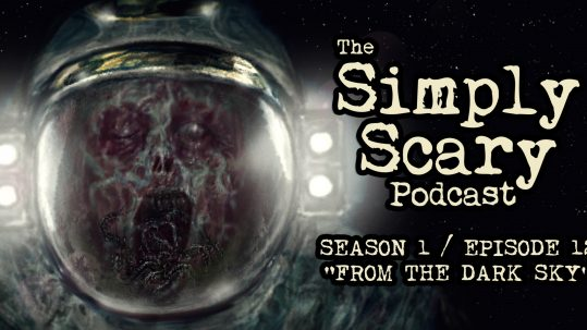 Olivia Steele - The Simply Scary Podcasts Network