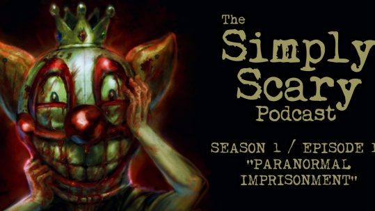 Andrew Harmon - The Simply Scary Podcasts Network