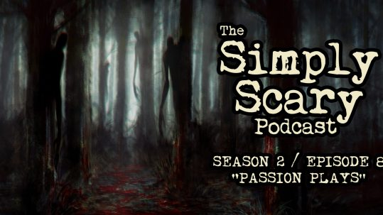 Brandon Wills - The Simply Scary Podcasts Network
