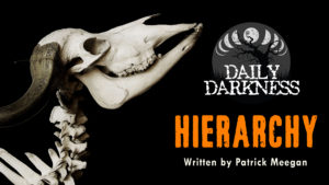"""Daily Darkness – Episode 17 - """"Hierarchy"""""""