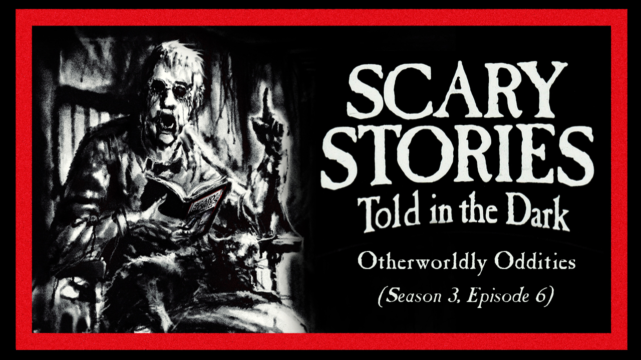 Scary Stories Told in the Dark - The Simply Scary Podcasts