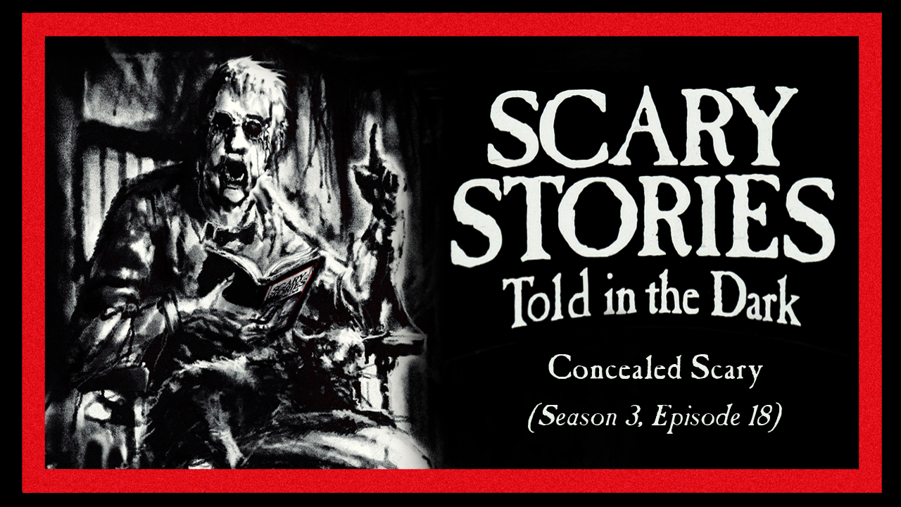 Scary Stories Told in the Dark - The Simply Scary Podcasts Network
