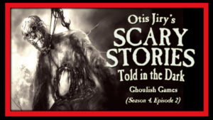 Otis Jiry - The Simply Scary Podcasts Network